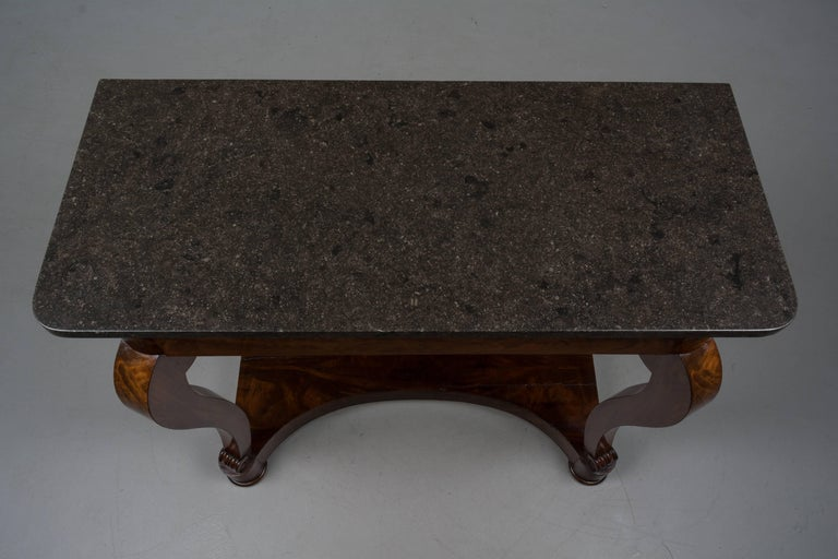 19th Century French Louis-Philippe Console For Sale 2
