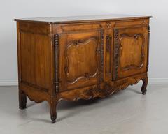 18th c. Louis XV Provencal Buffet