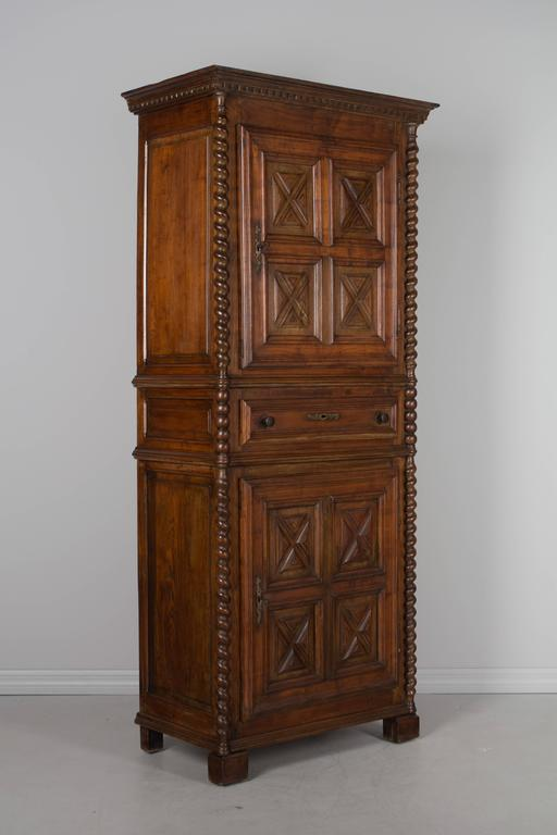 19th century louis xiv style homme debout or armoire at. Black Bedroom Furniture Sets. Home Design Ideas