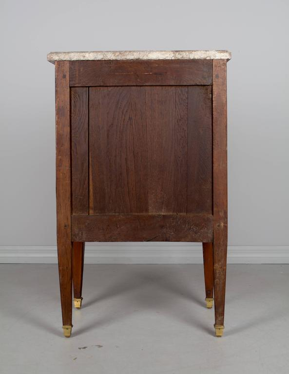 18th Century Louis XVI Petite Commode For Sale 3