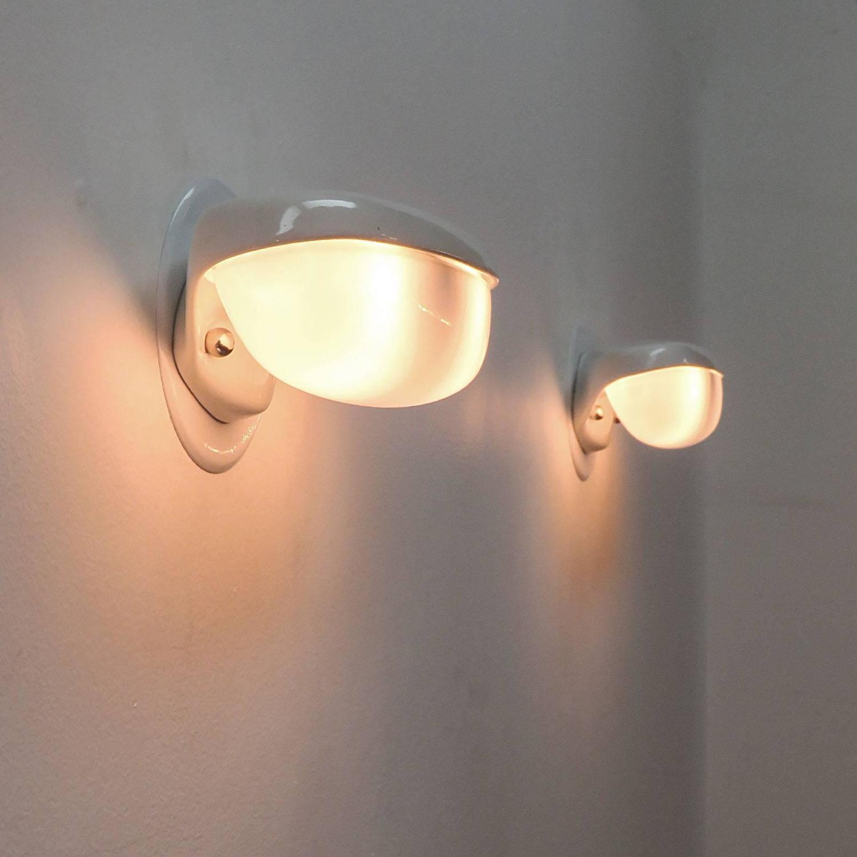 Wilhelm Wagenfeld Wall Lights Model 6111 at 1stdibs