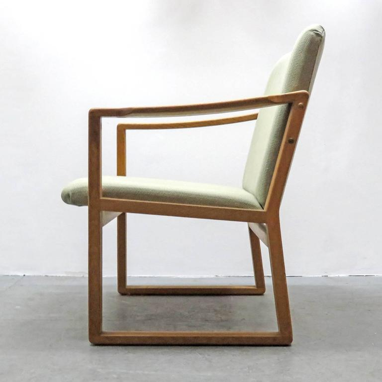 Danish Six Børge Mogensen Dining Chairs For Sale