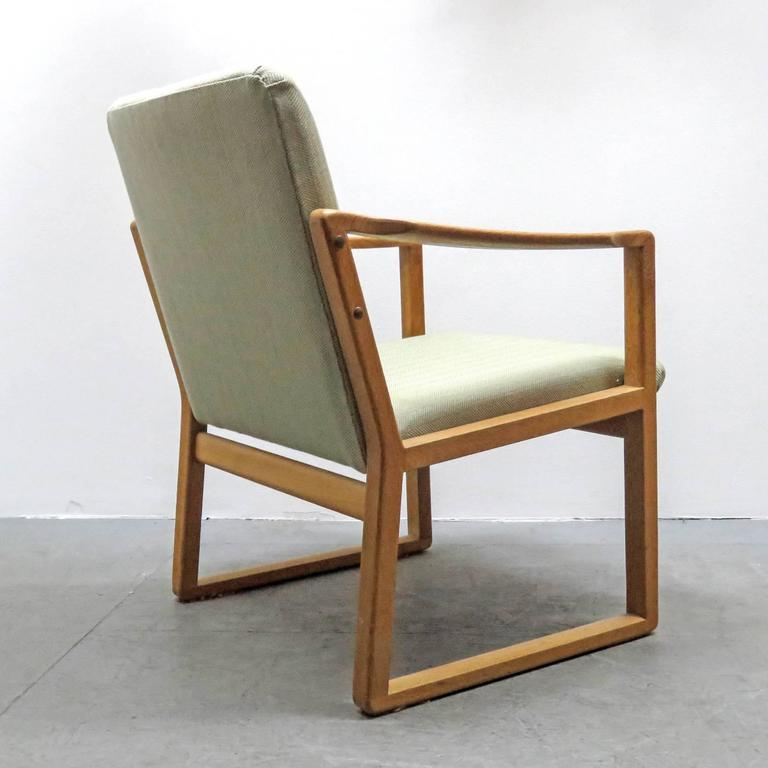 Six Børge Mogensen Dining Chairs In Excellent Condition For Sale In Los Angeles, CA