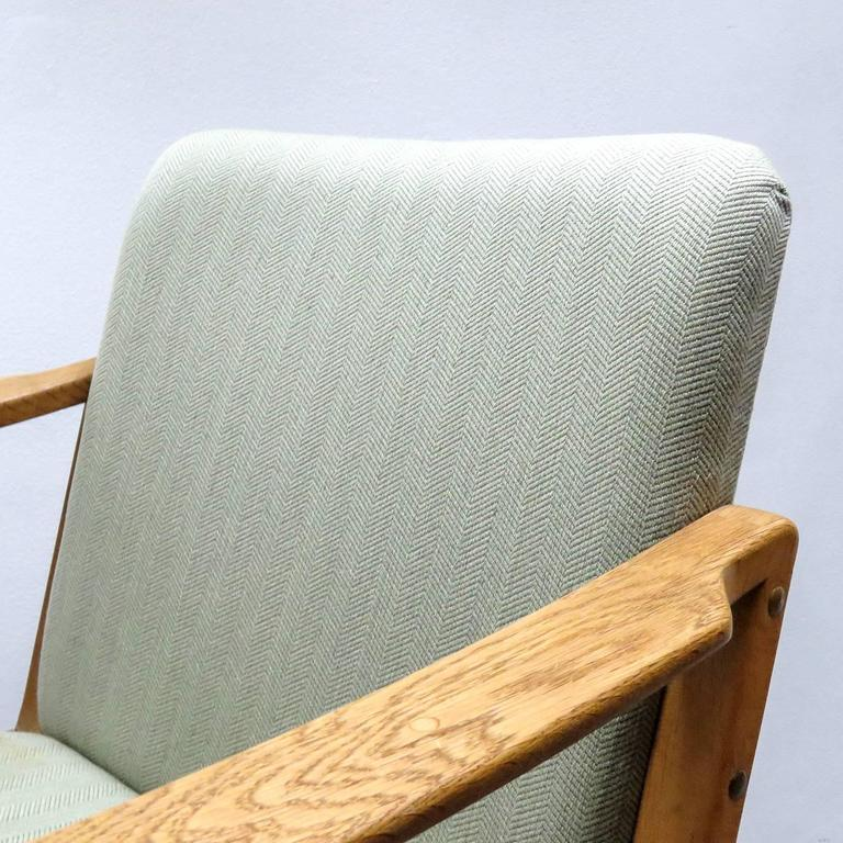 Mid-20th Century Six Børge Mogensen Dining Chairs For Sale