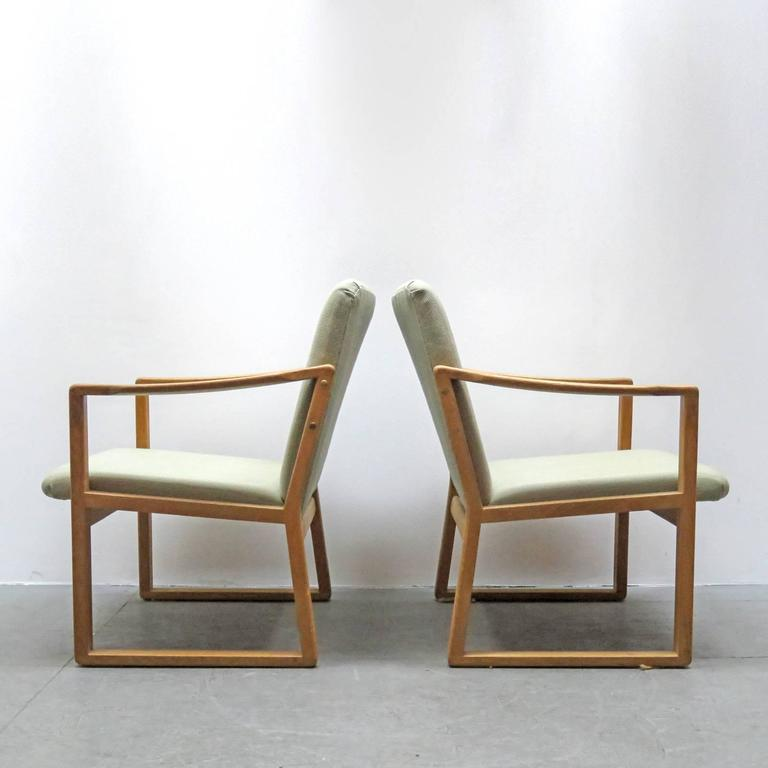 Six Børge Mogensen Dining Chairs For Sale 1