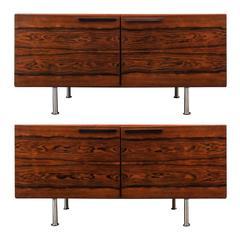 Ib Kofod-Larsen Rosewood Sideboards