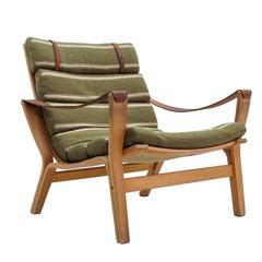 Danish Bentwood Armchair