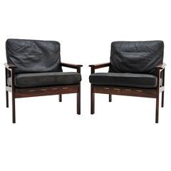 Illum Wikkelsøe Capalla Series Armchairs