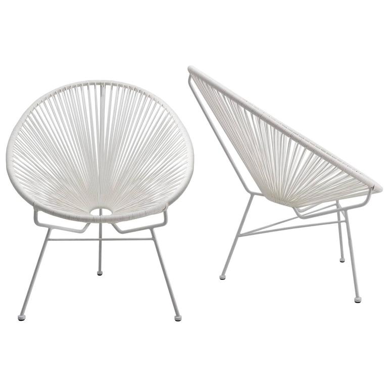 Charmant Pair Of Acapulco Chairs For Sale