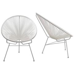 Pair of Acapulco Chairs