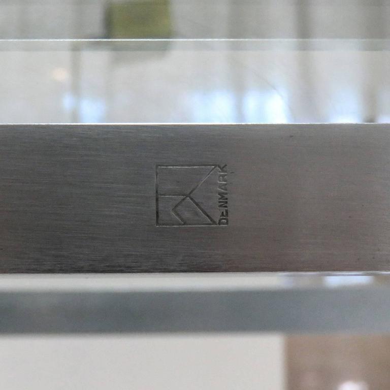Poul Kjaerholm PK61 for E. Kold Christensen Coffee Table For Sale 2