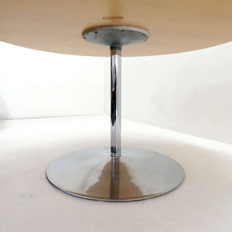verner panton system 1 2 3 table for sale at 1stdibs. Black Bedroom Furniture Sets. Home Design Ideas