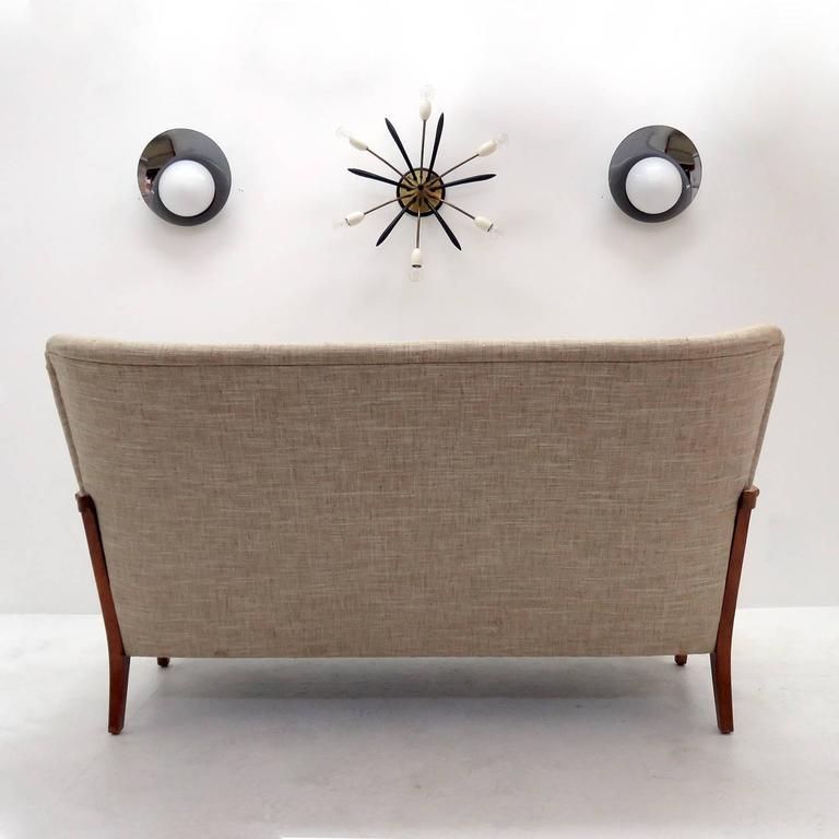 Three-Seat Danish Modern Sofa, 1940 7