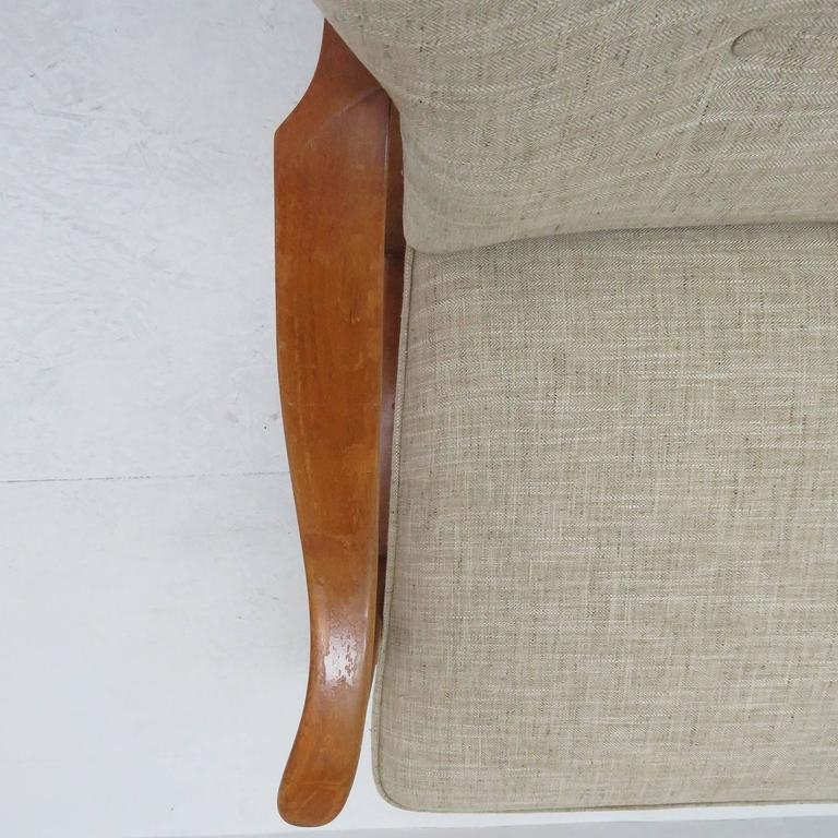 Three-Seat Danish Modern Sofa, 1940 9