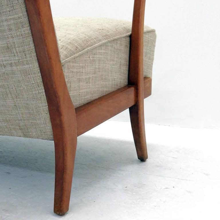 Three-Seat Danish Modern Sofa, 1940 8