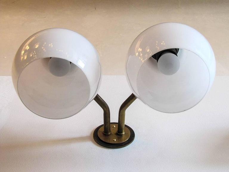 Pair of Vilhelm Lauritzen Double Wall Lights 5