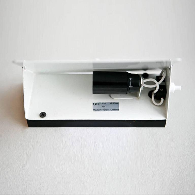 "Charlotte Perriand ""CP-1"" Wall Lights 6"