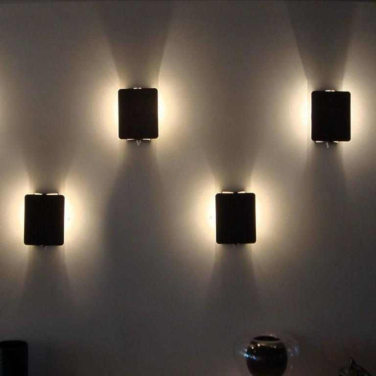 "Charlotte Perriand ""CP-1"" Wall Lights 10"
