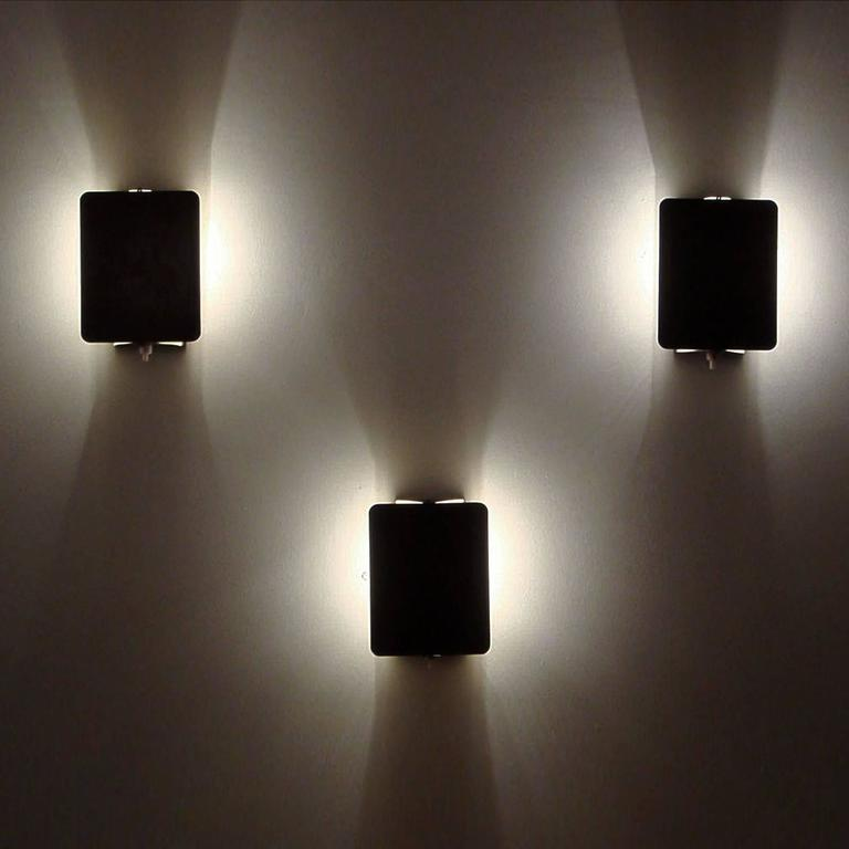 "Charlotte Perriand ""CP-1"" Wall Lights 9"