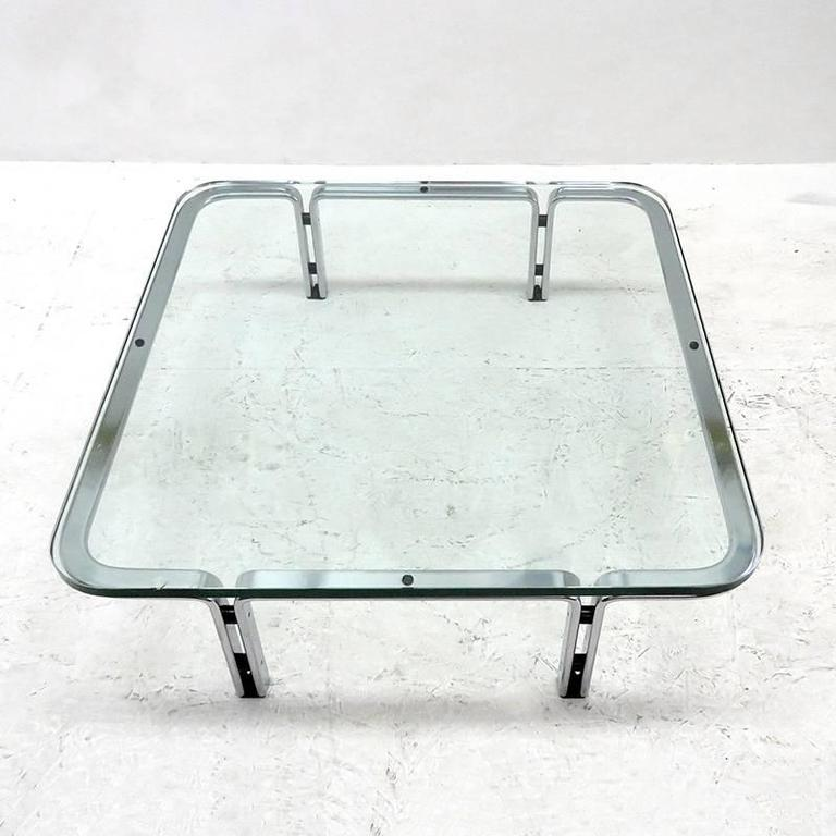 German Horst Brüning Coffee Table for Kill International, 1960s For Sale