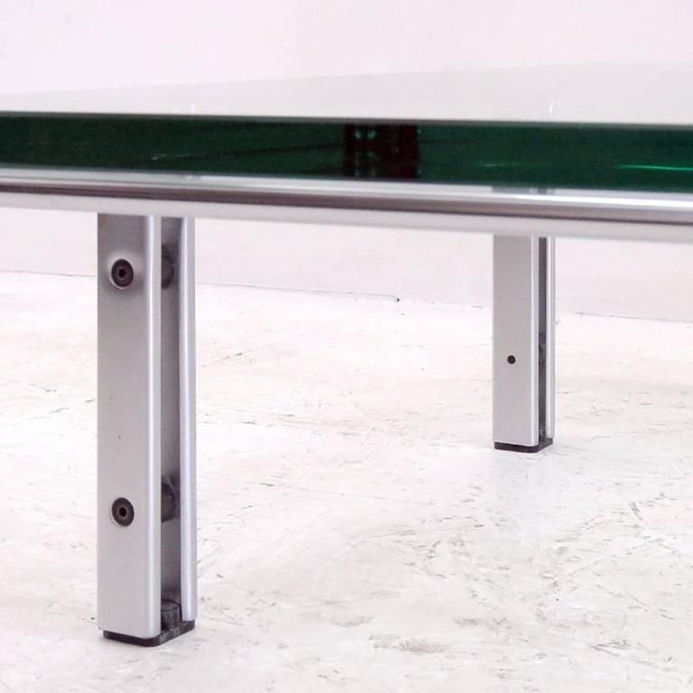 Steel Horst Brüning Coffee Table for Kill International, 1960s For Sale