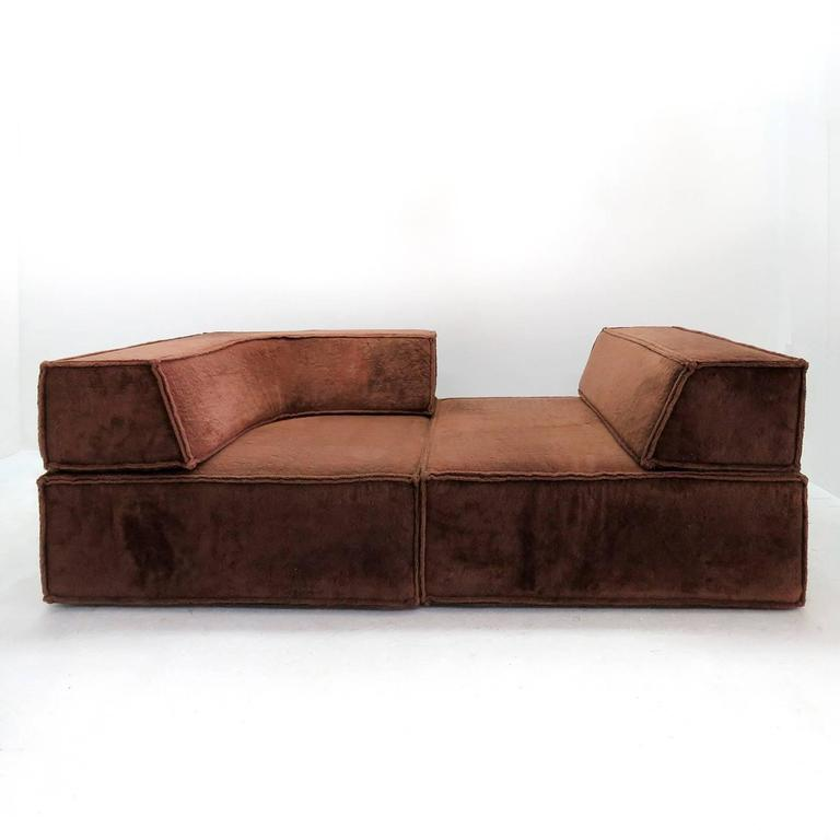 COR Trio Sofa by Team Form AG, 1972 For Sale at 1stdibs