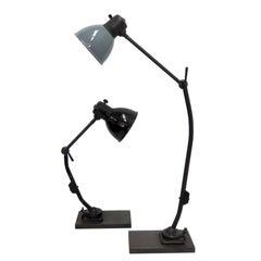 Task Lamps by Marianne Brandt for Kandem