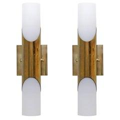 Pair of Wall Lights by Neuhaus Leuchten