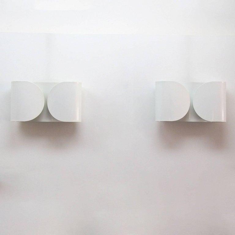Tobia Scarpa, Foglio, Wall Lights 5