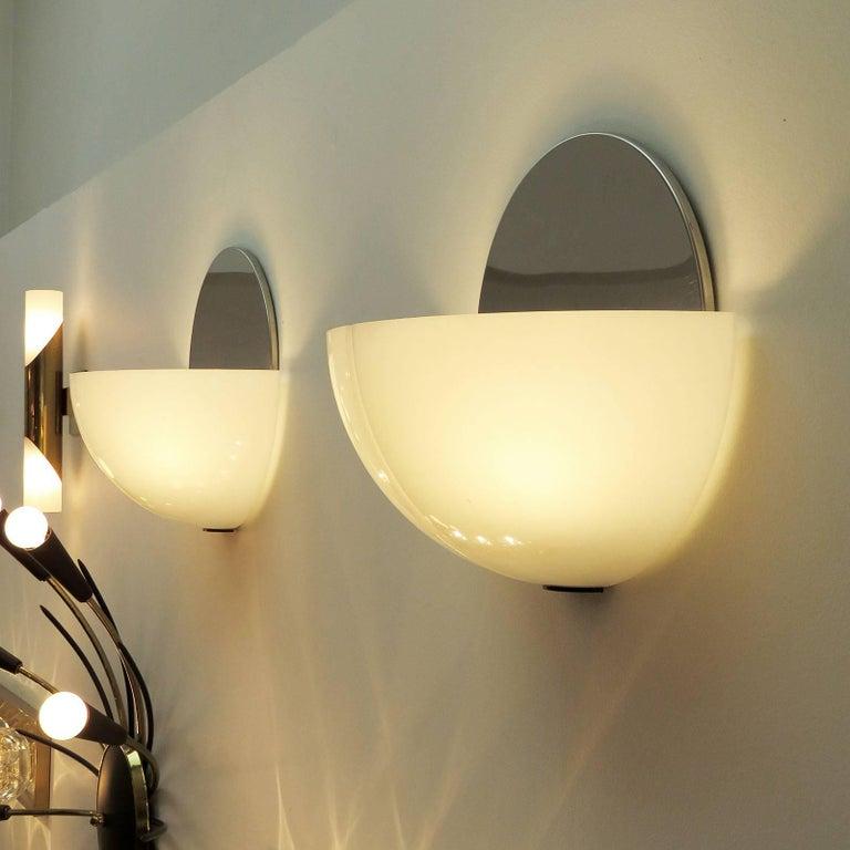 Pair of Stilnovo Wall Lights 7