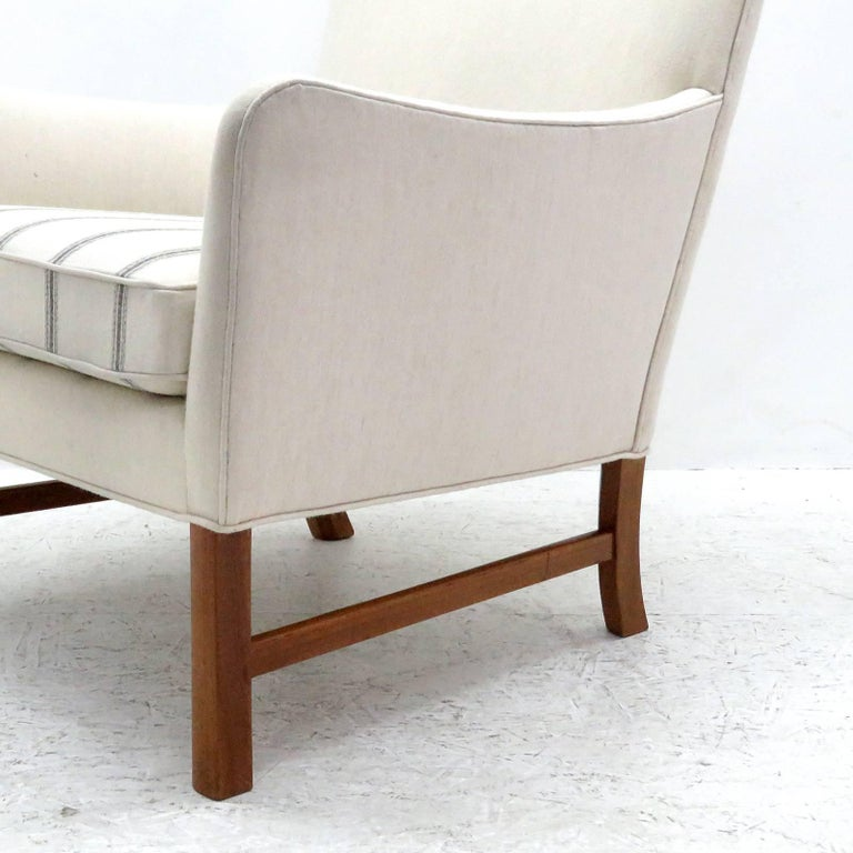 Ole Wanscher Lounge Chair, 1960 For Sale 2