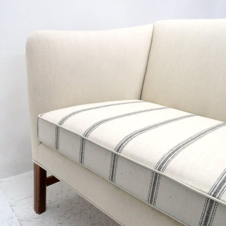 Ole Wanscher Settee, 1960 For Sale 1