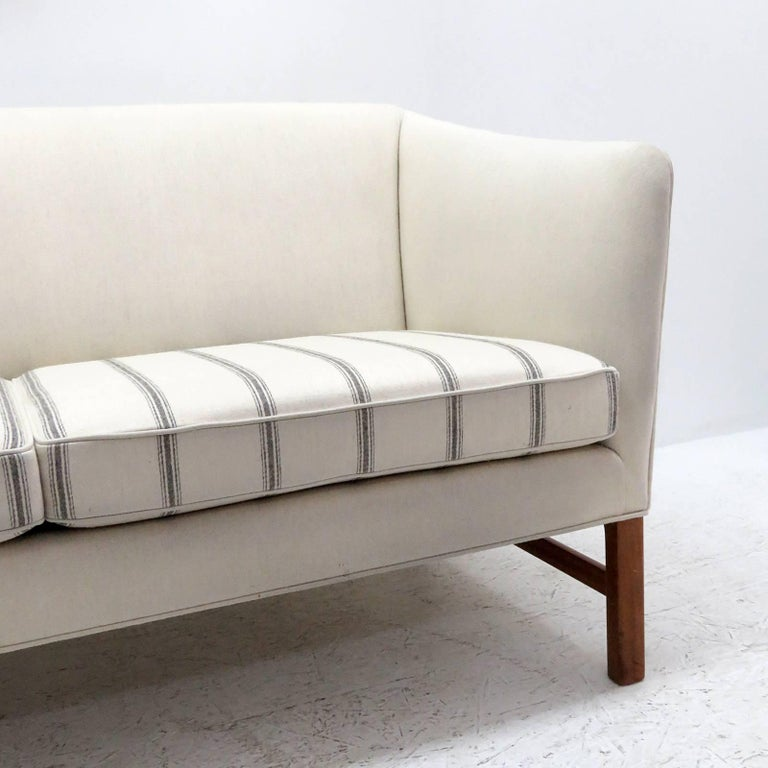 Ole Wanscher Settee, 1960 For Sale 2