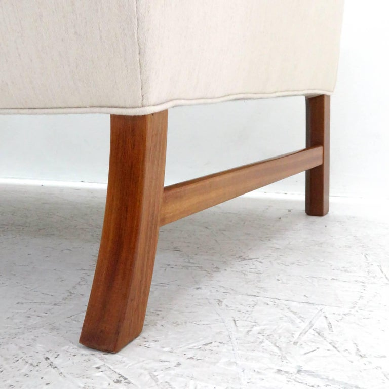 Ole Wanscher Settee, 1960 For Sale 5