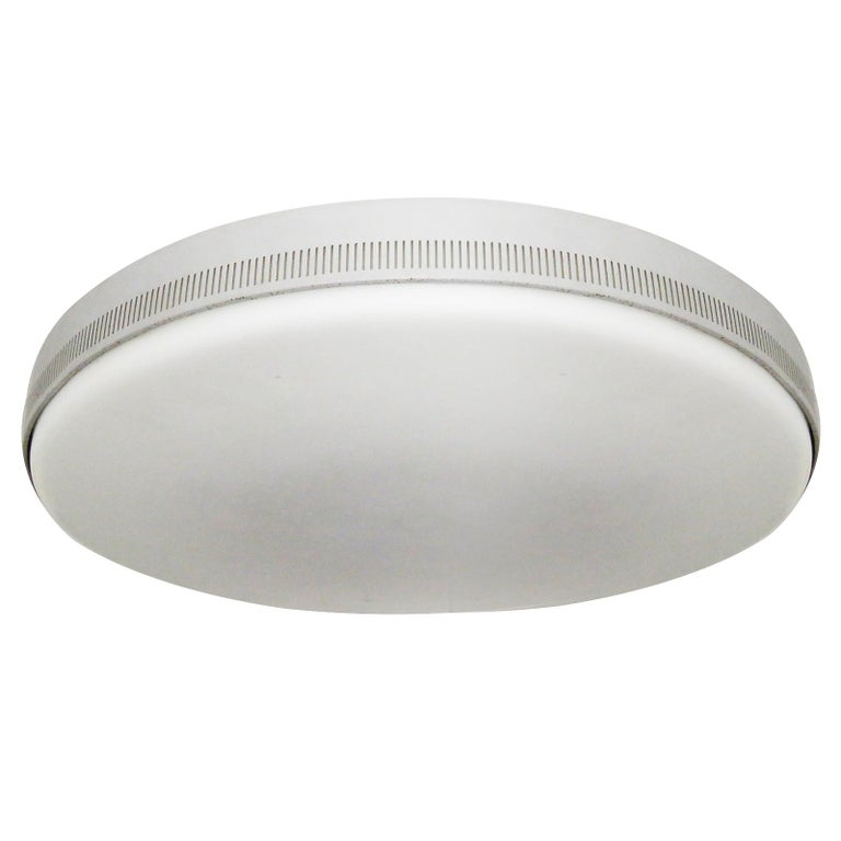 Flush Mount Light by Kaiser Leuchten For Sale