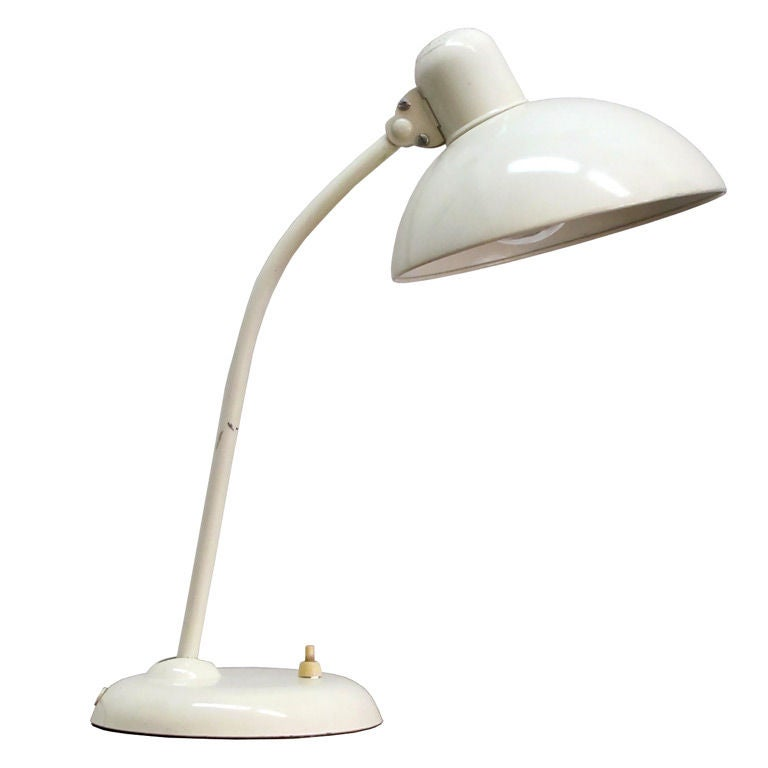 Kaiser Desk Lamps by Christian Dell