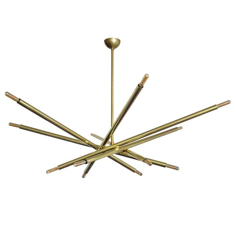 Spiral AS-6 Chandelier