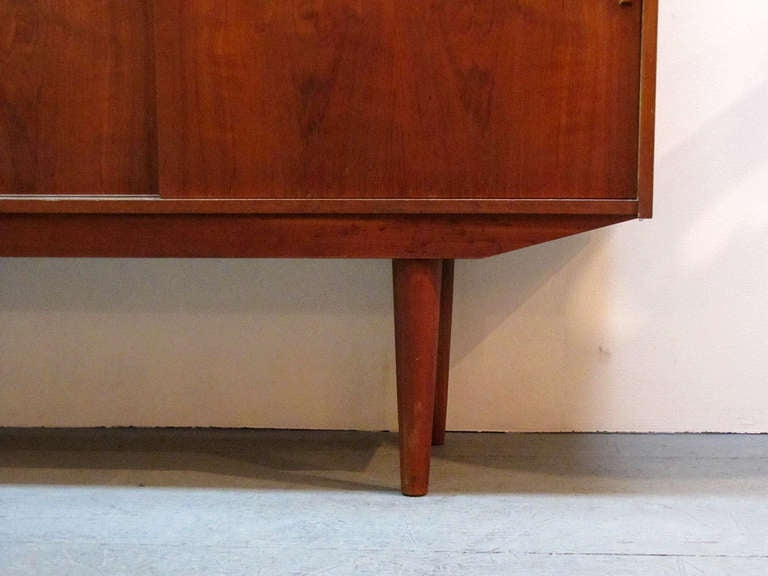 Swedish Teak Credenza by Royal Board For Sale 4