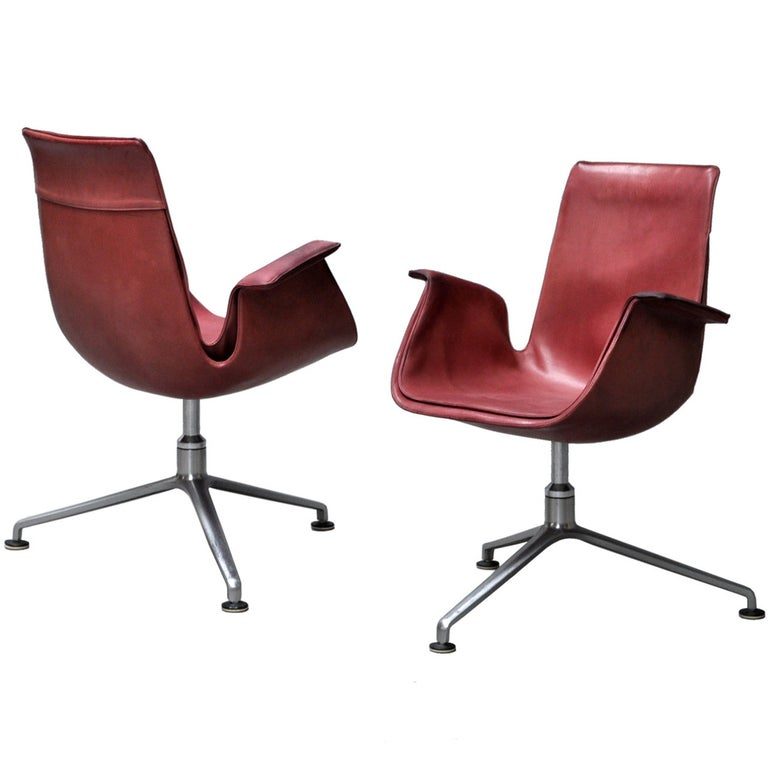 """Preben Fabricius """"Bird"""" Chairs For Sale"""