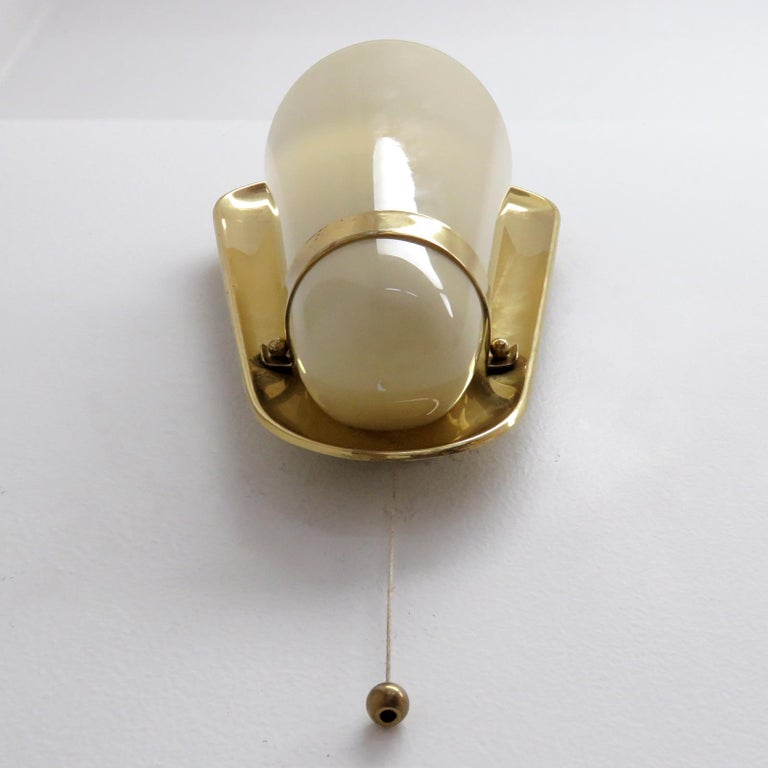 Pair of 1950s German Wall Lights For Sale 1