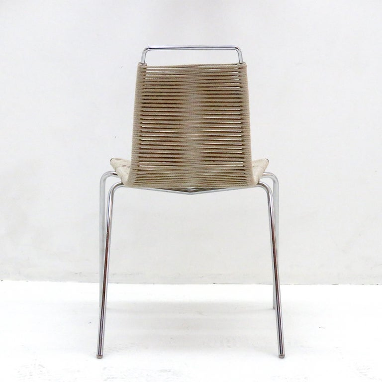 20th Century PK-1 Dining Chair by Poul Kjaerholm For Sale