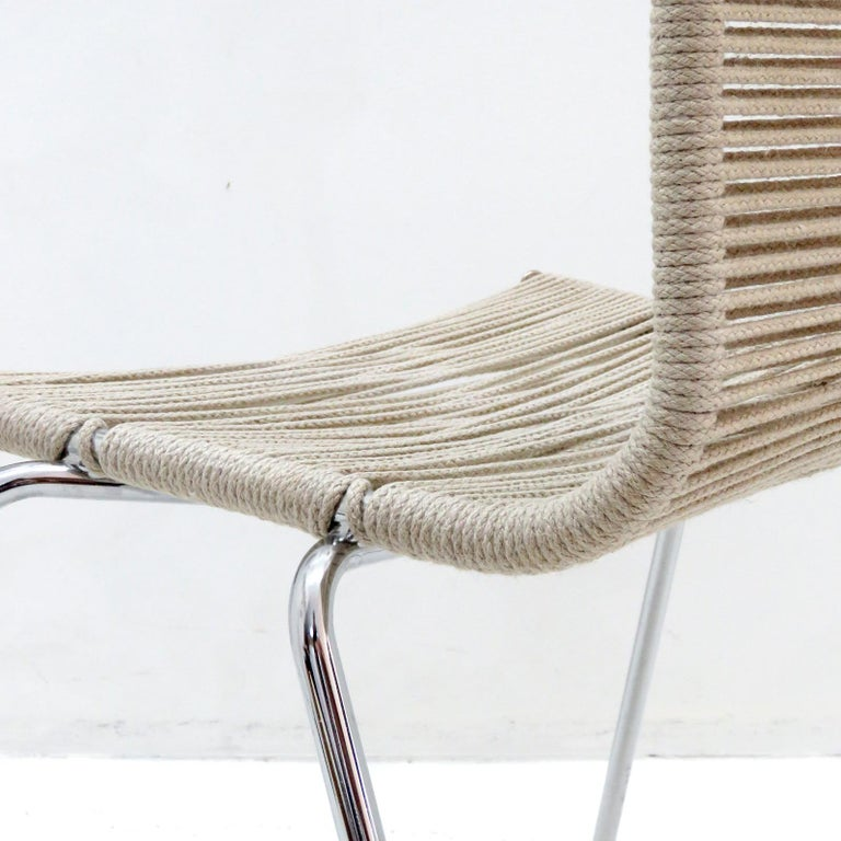 PK-1 Dining Chair by Poul Kjaerholm For Sale 2