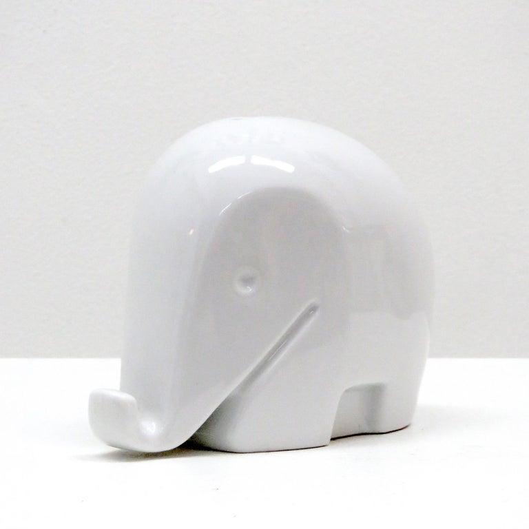 Space Age Porcelain Piggy Bank 'Drumbo' by Luigi Colani, 1970 For Sale