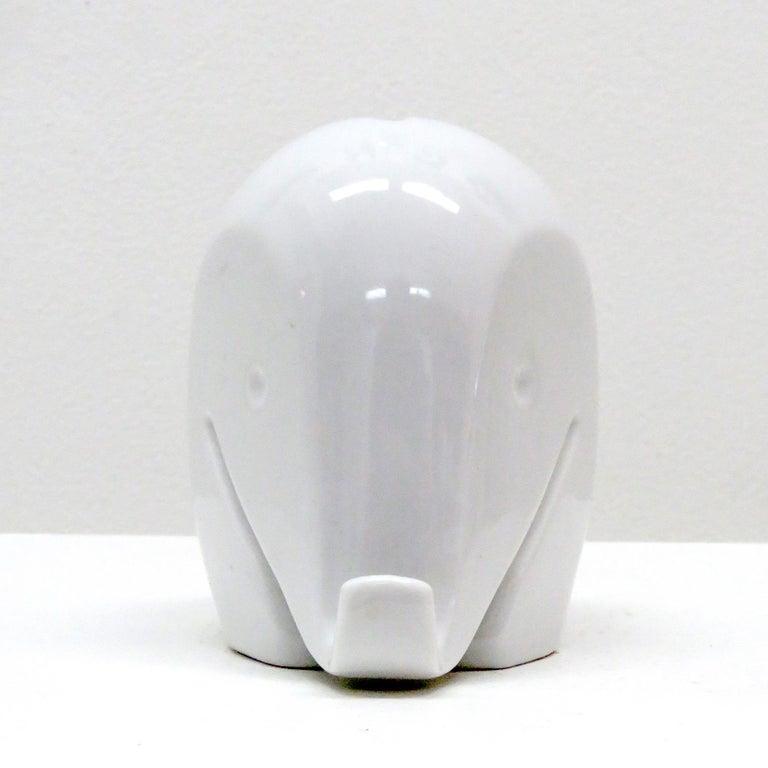 German Porcelain Piggy Bank 'Drumbo' by Luigi Colani, 1970 For Sale