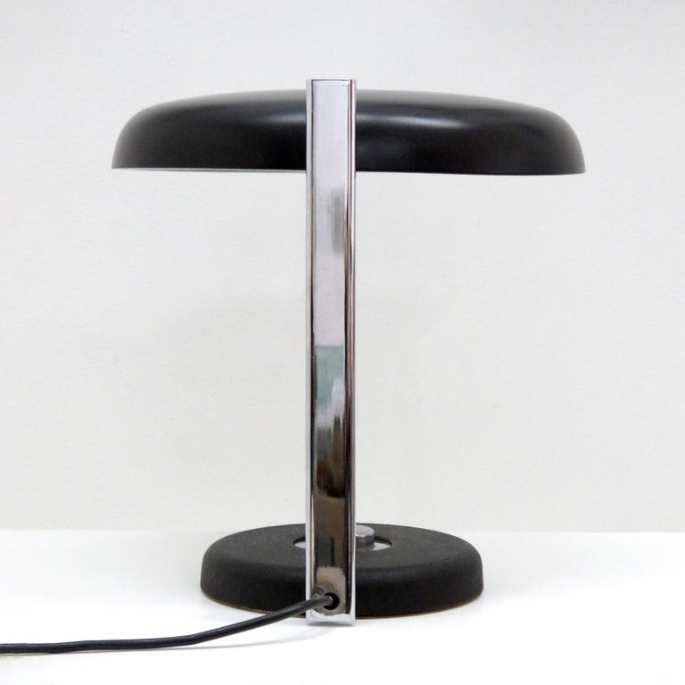 Desk Lamp 'Oslo' by Heinz Pfänder for Hillebrand, 1962 In Good Condition For Sale In Los Angeles, CA