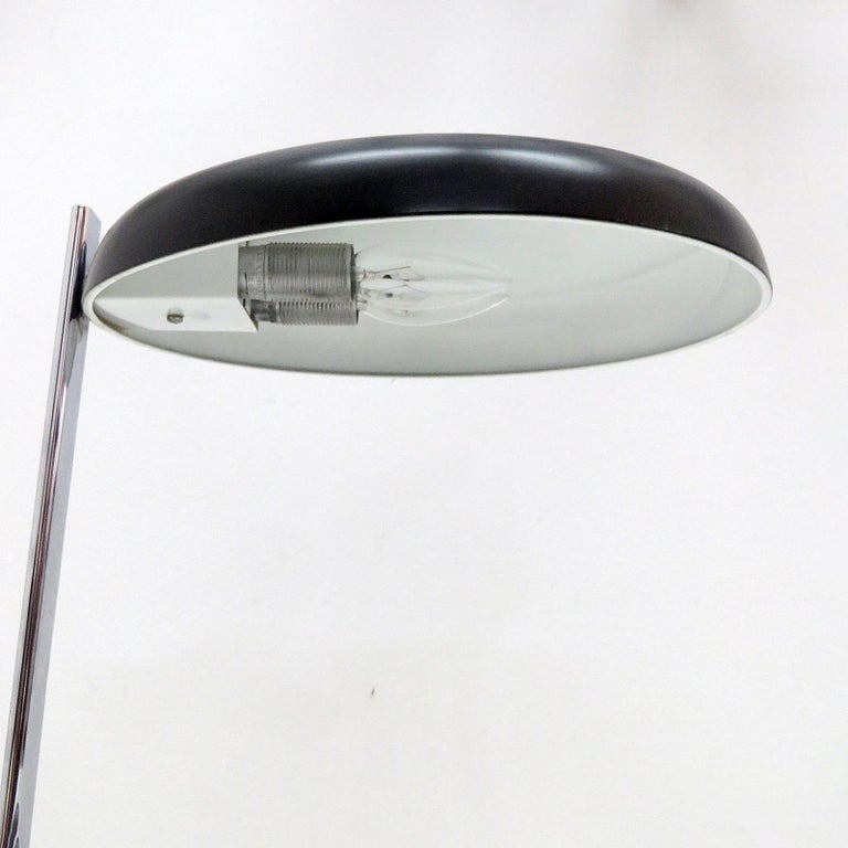 Mid-20th Century Desk Lamp 'Oslo' by Heinz Pfänder for Hillebrand, 1962 For Sale