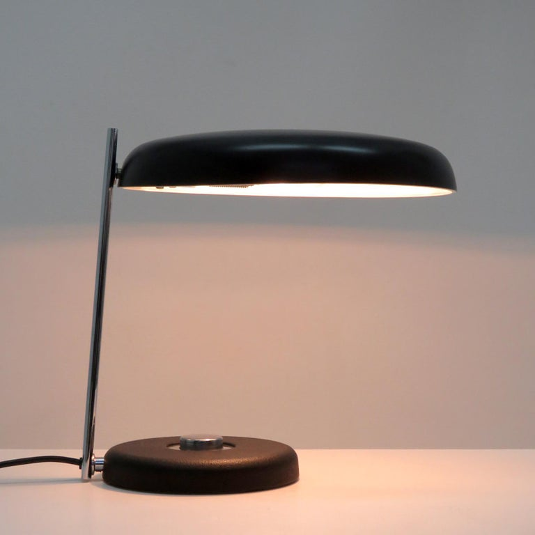 Desk Lamp 'Oslo' by Heinz Pfänder for Hillebrand, 1962 For Sale 1