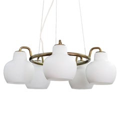 Vilhelm Lauritzen Christiansborg, B&G Ring Chandelier