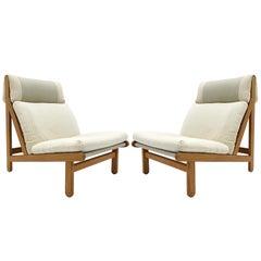 Bernt Petersen Lounge Chairs, 1970