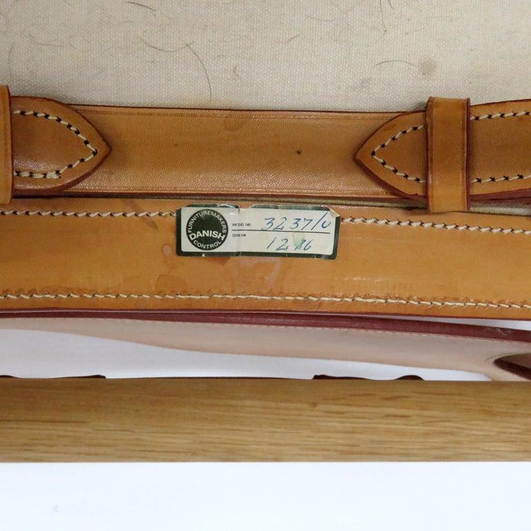 Børge Mogensen 'Hunting' Chairs, Model 3237 For Sale 3